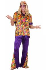 60's Velvet Hippie Dude Costume (7330)